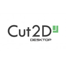 Cut2D Desktop designing software (box version)
