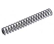compression spring - steel (0.2 x 2.5 x 26 mm)