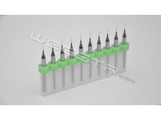 set 10 pcs 0.2 mm Drill Bits Tool
