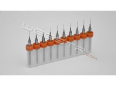 set 10 pcs 0.3 mm Drill Bits Tool