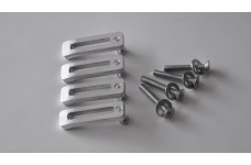 aluminum clamps 4 pcs