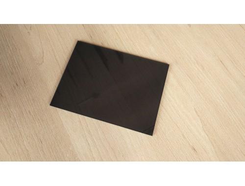 plexiglass gray - 165 x 122 x 3 mm