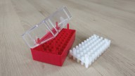 tool box for 50 pcs of tools with 3.175 mm diameter
