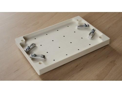 bath for milling in liquid